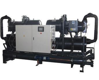 东港螺杆式水源热泵机组