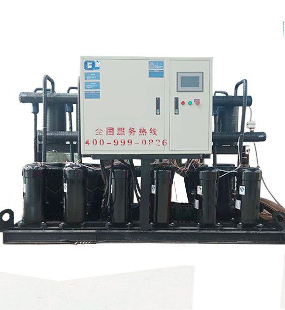 吉林省污水源热泵机组