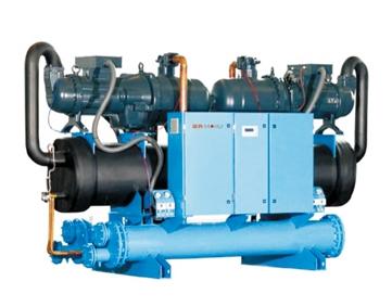 安徽省螺杆式地源热泵机组