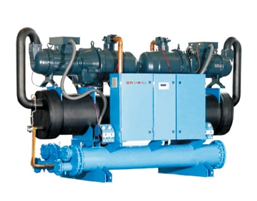 螺杆式地源热泵机组