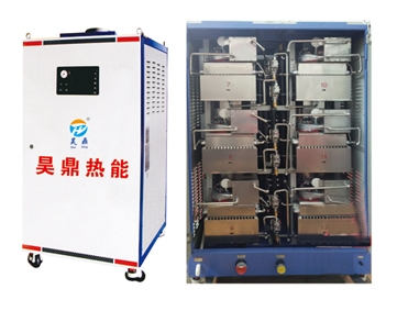 燃气锅炉 燃气模块锅炉 山东昊鼎热能设备有限公司
